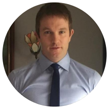 Conor Dervan, Sales Manager for Ireland