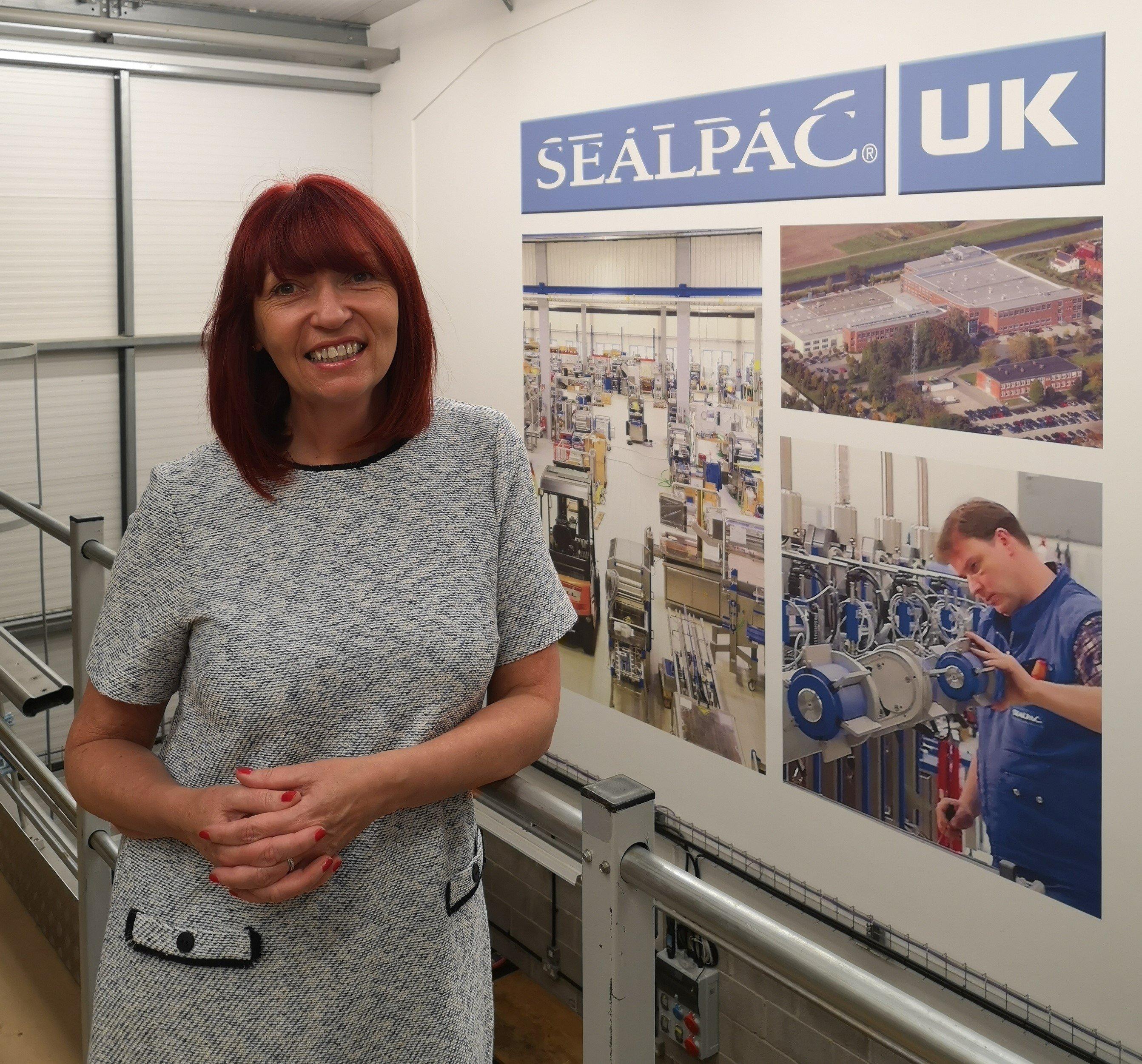 Sue Hall, Accounts Admin at Sealpac UK & Partners