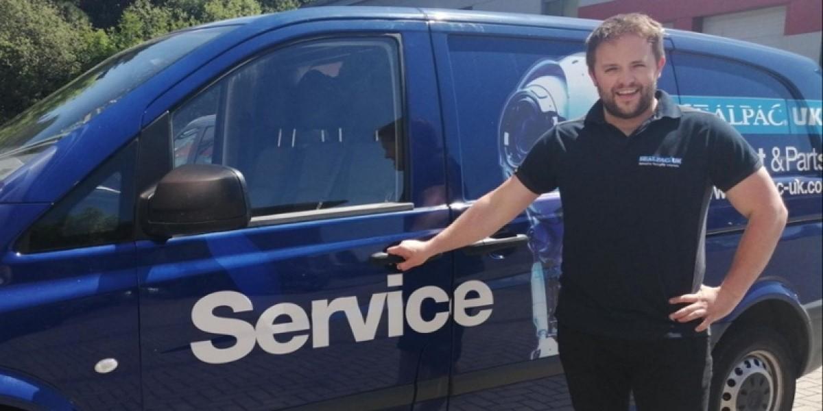Tom Service Van