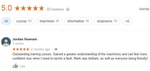Five Star Google Reviews_555x265