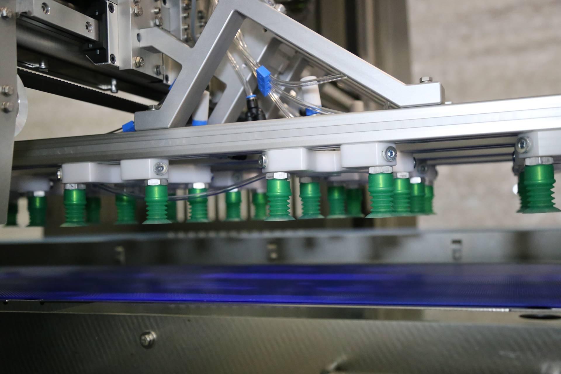 Pulsotronic sperator system