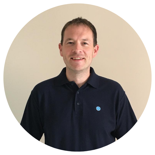 Jonathan Stewart, Sales Manager for Northern England and Scotland