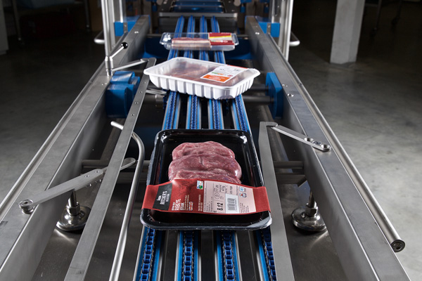 Sealpac production line meat various