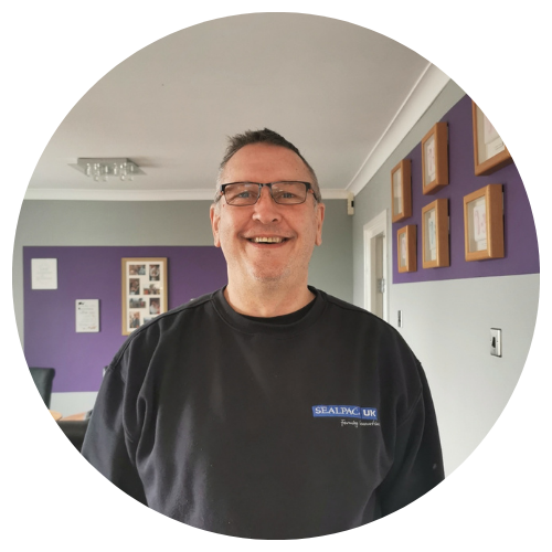 Staff | Service Engineer, Pete Channell