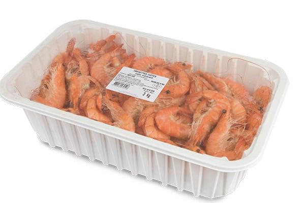 Sealpac UK Gamba Packaging for Shrimps
