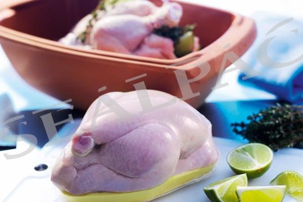 ShrinkStyle whole chicken