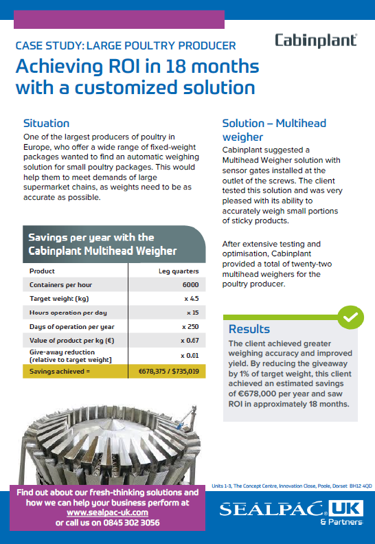 achieving ROI in 18 months with a customised solution case study preview image